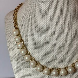 Kate Spade ♠️ Squared Away pearl Necklace NWT